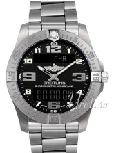 Breitling Aerospace Evo Sort/Titanium