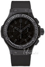 Hublot Big Bang All Black Carat Sort/Gummi Ø44.5 mm