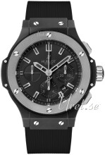 Hublot Big Bang Ice Bang Evolution Sort/Gummi Ø44.5 mm