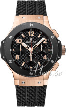 Hublot Big Bang Evolution Sort/Gummi Ø44.5 mm