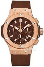 Hublot Big Bang Evolution Brun/Gummi Ø44.5 mm