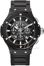 Hublot Big Bang Aero Bang Black Magic Sort/Keramisk Ø44.5 mm