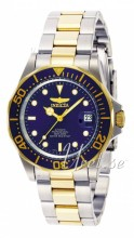 Invicta Automatic Blue Dial