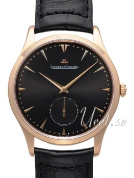 Jaeger LeCoultre Master Ultra Thin Black Dial