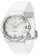 Omega Constellation 35 mm Colors White Dial